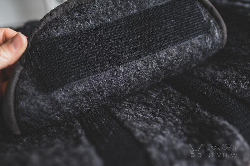 Canelana Ambassador Wool Coat Review   Dog Gear Review