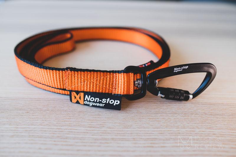Non-stop Dogwear Rock Collar & Rock Leash Review | Dog Gear Review